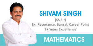 entranceprime maths shivam singh sir