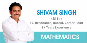 entranceprime maths shivam singh sir